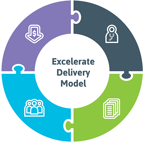 Excelerate Delivery Model